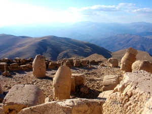 Eternal View at Mount Nemrut
