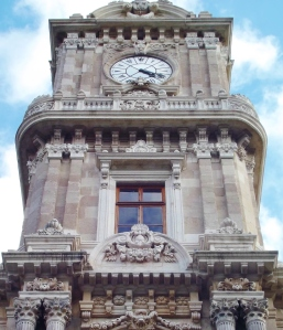 Dolmabache Clock Tower