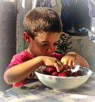 Yusuf hogs the cherries