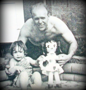 Me, Grandad & Louby Lou