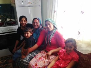 Myda & her kids