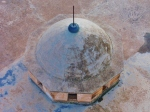 Mosque Dome from above
